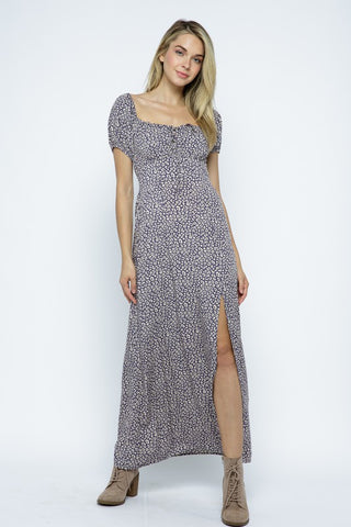 Easy Love Side Slit Maxi Dress