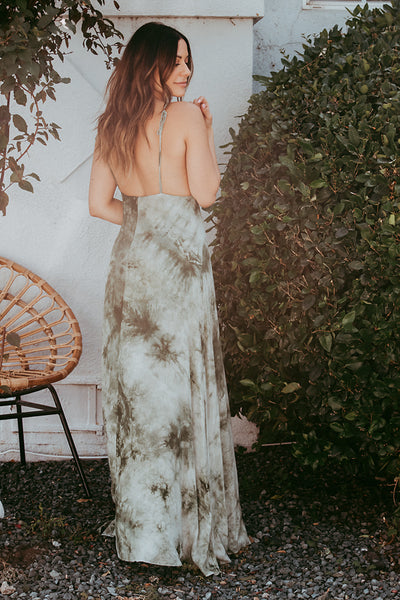 Tried And True Maxi Dress