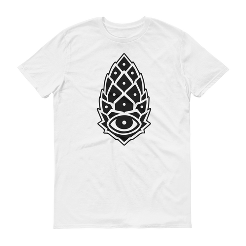 Pineal Gland Black Pinecone Mens Shirt