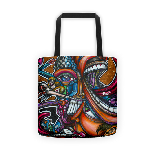 Pineal Tap Tote bag