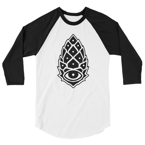 Pineal Gland Mens 3/4 Sleeve Shirt