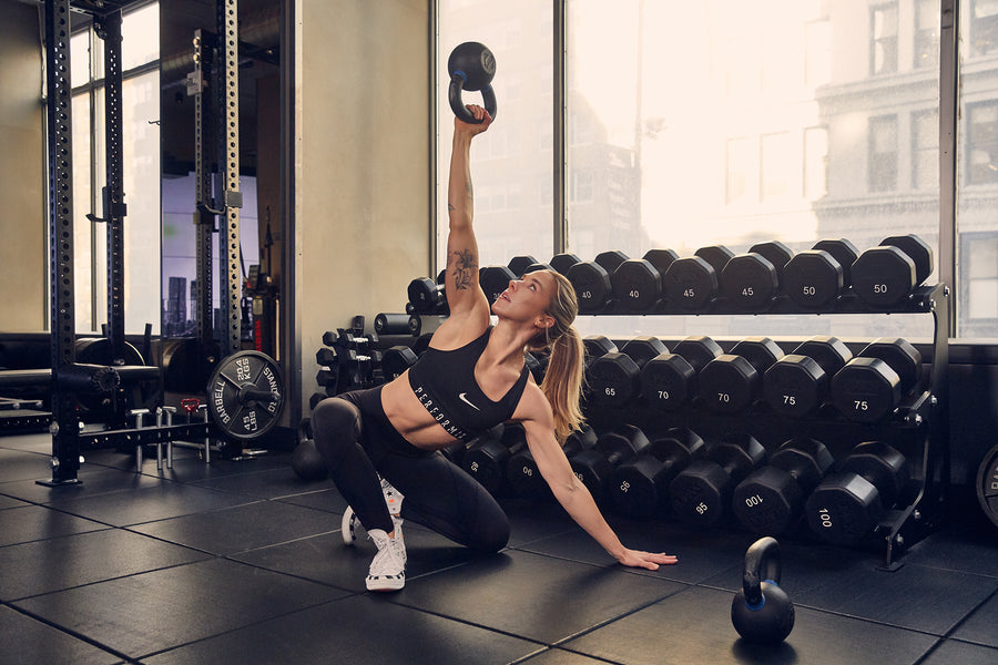 An Inside Look at the Industry's Top Female Trainers at Performix House