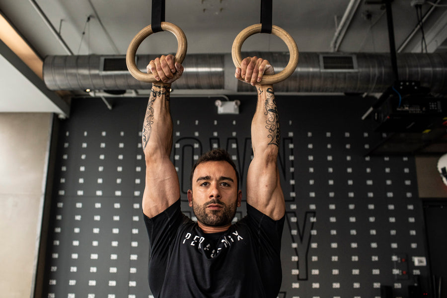 How-To: Ring Dips