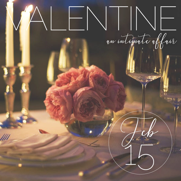 Valentine, an intimate affair // No. 2