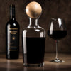 Decanter w/ Wooden Stopper