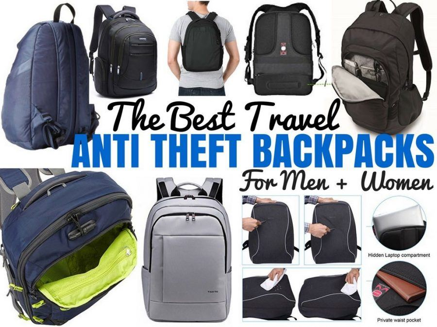 Guide To the most effective Anti-Theft Travel Backpack For Travel + five Bonus Travel Safety Tips