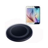 Qi Wireless Charger Pad with Anti-Slip Rubber