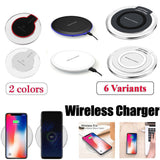 Qi Fast Charge Ultra-Thin Wireless Charger