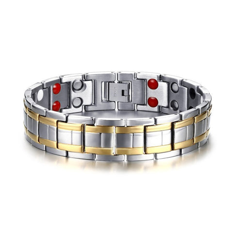 Magnetic Bracelet Trendy Charming Fashionable Jewelry Man Woman