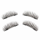 Easy-On Magnetic Eyelashes (4 PCs)