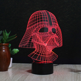 Star Wars 3D Night Lamps