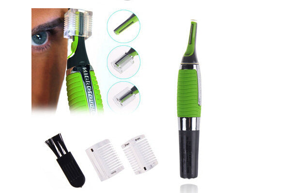 Micro Trimmer Touch Max Hair Ear Nose Neck Eyebrow