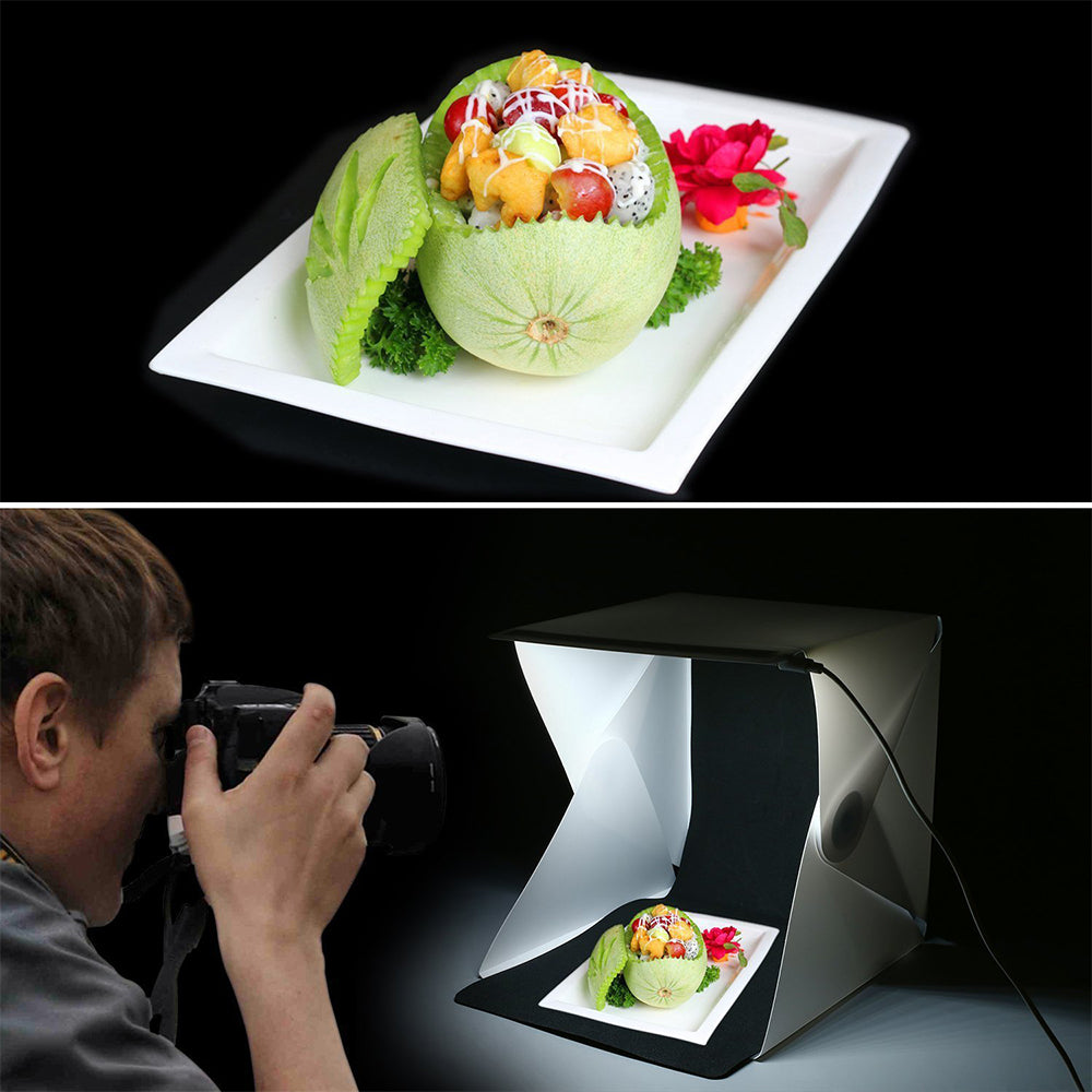 LED Mini-Studio Lightbox