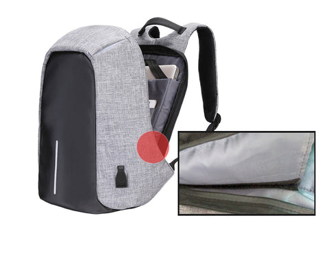 ZISCO Anti-Theft Travel Backpack