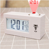 Multi-Function LED Digital Projection Alarm Clock