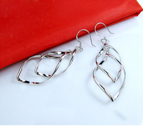 Women's Alloy Plated Dangle Earrings