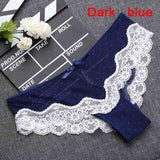 Soft Comfortable Ultra Thin Underwear Lace Panties