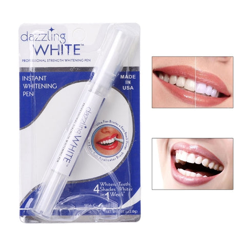 Gel Tooth Cleaning Bleaching Kit Dental White Teeth