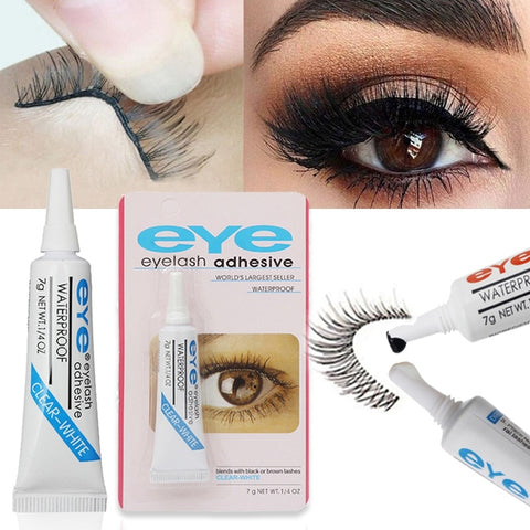 False Eyelash Glue For Lashes Eyelash Extension Makeup
