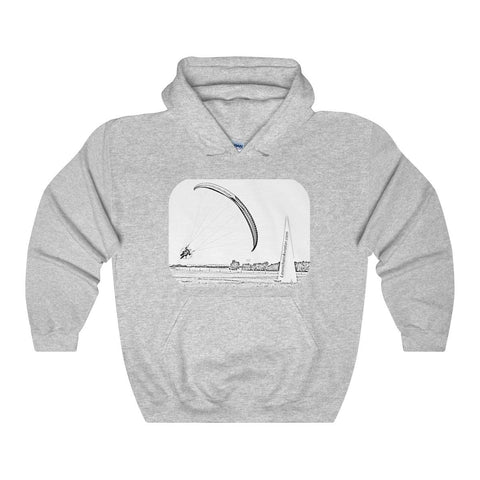Unisex Heavy Blend™ Hooded Sweatshirt - LawnchairAviator