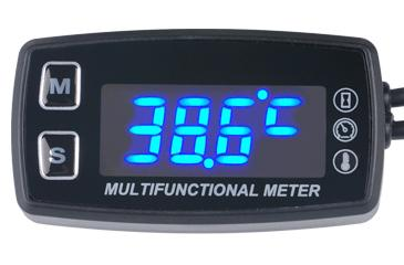 All In One Engine Gauge - LawnchairAviator