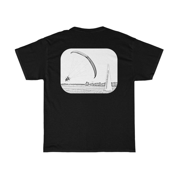 Heavy Cotton Tee - LawnchairAviator