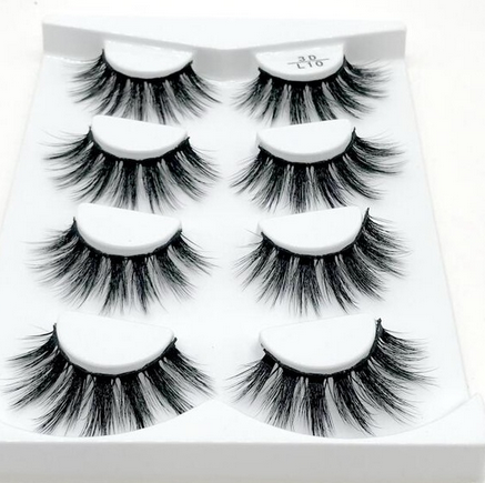FREE ~ False Eyelashes - COLE