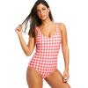 Kira Plaid One Piece - COLE