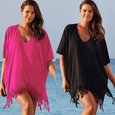 Lace Beach Cover up - COLE