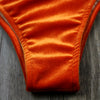 Velvet Bikini / Dark Orange - COLE