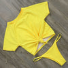 Aysha Crop Swimsuit - COLE