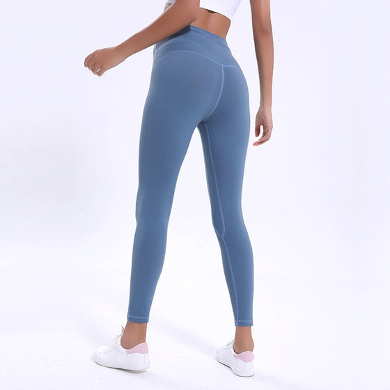 Hidden Pocket Sports Tights - COLE