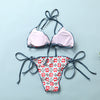 Low Waist Bikini Set - COLE