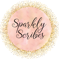 Sparkly Scribes