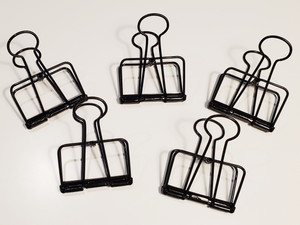 Butterfly Paper Clips-click for colors & sizes
