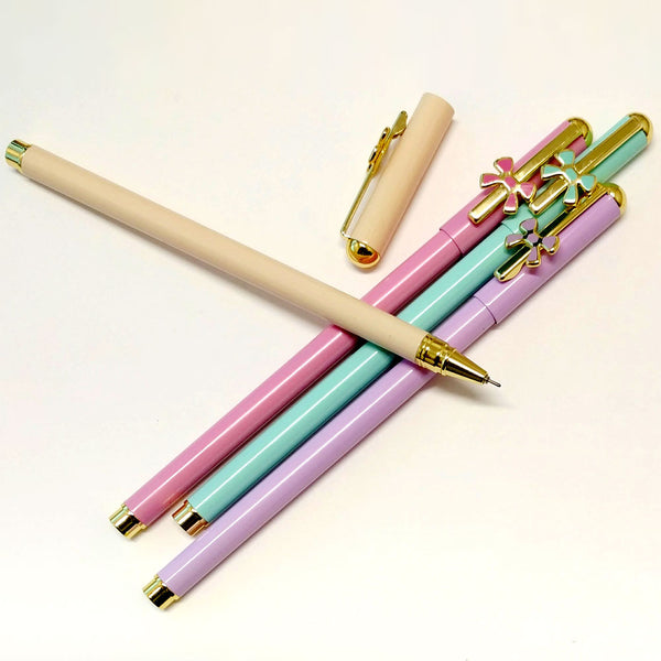 Tie a Bow on it Pen Set of 4
