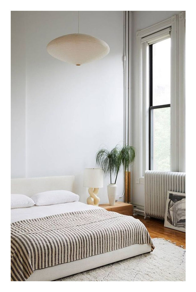 beautiful rooms with beni ourain: a serene new york city townhome bedroom