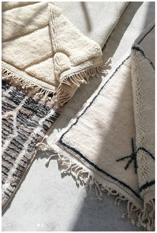 custom moroccan rugs collection