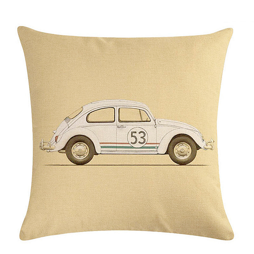 Volkswagon Beetle Pillow