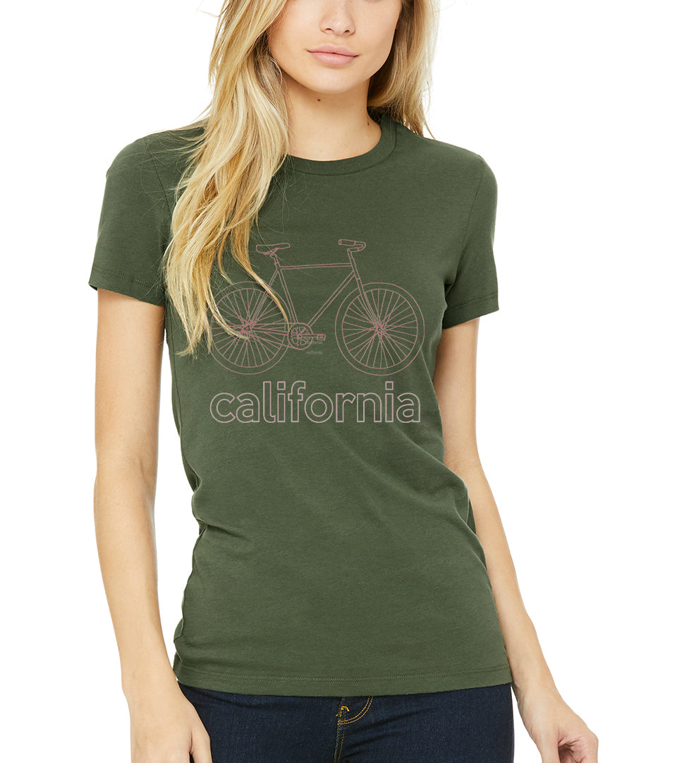 California Green Tee