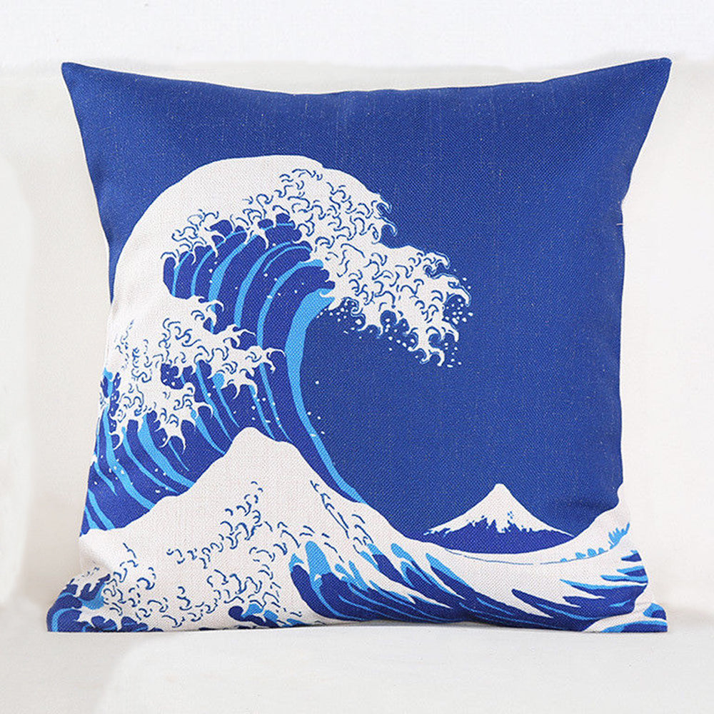 The Wave Pillow