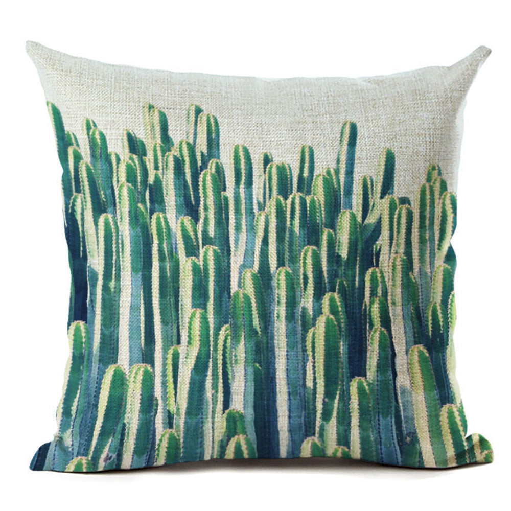 Cactus Grove Pillow