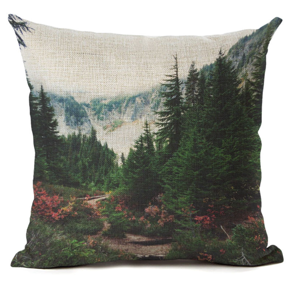 Forest Call Pillow