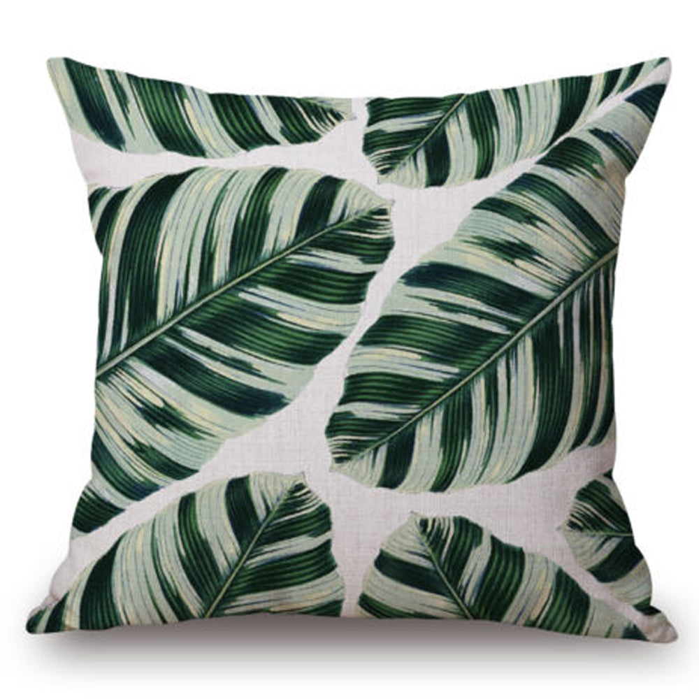 Green Chic Pillow