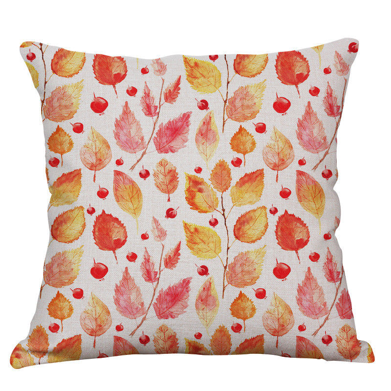 Autumn Leaves Pillow