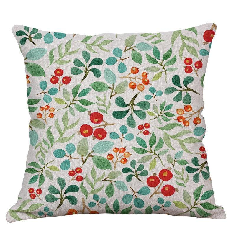 Winter Harvest Pillow