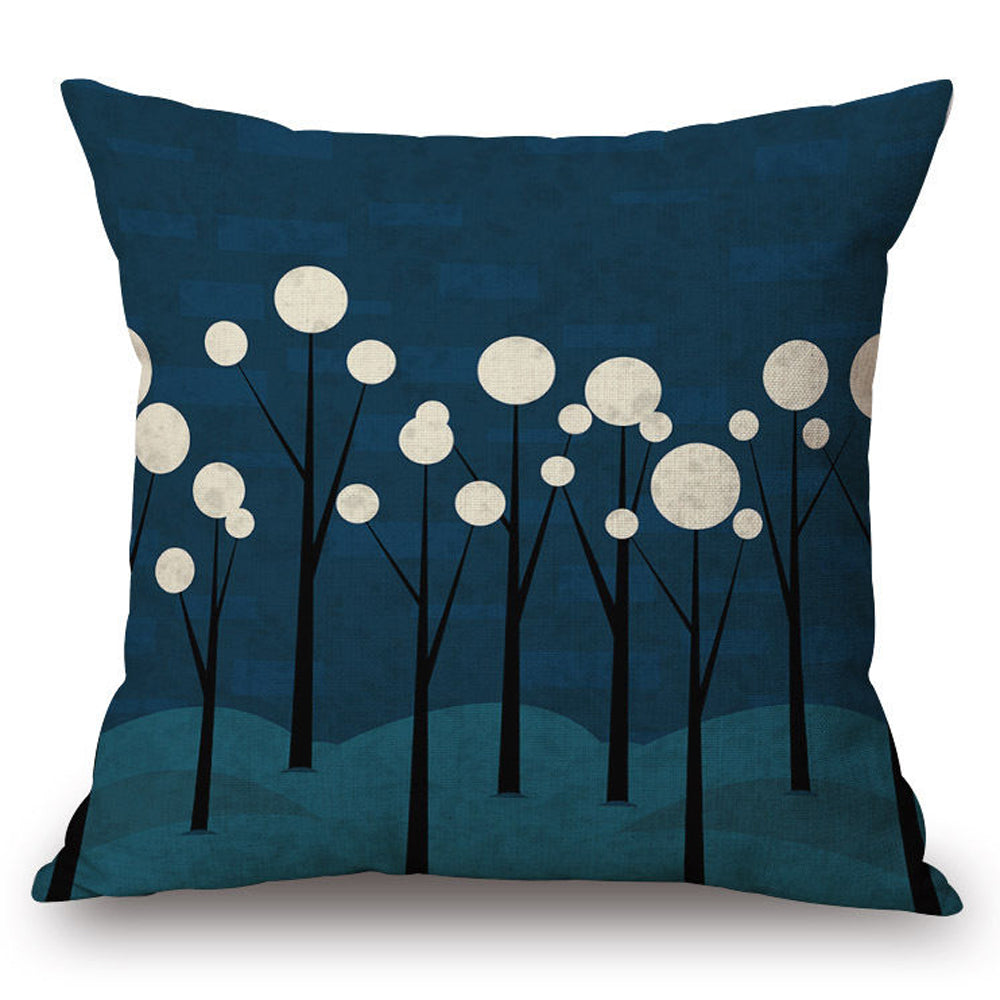Twilight Forest Pillow
