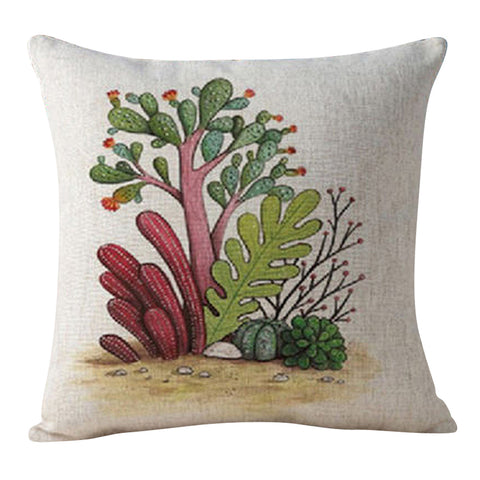 Cactus Patch Pillow