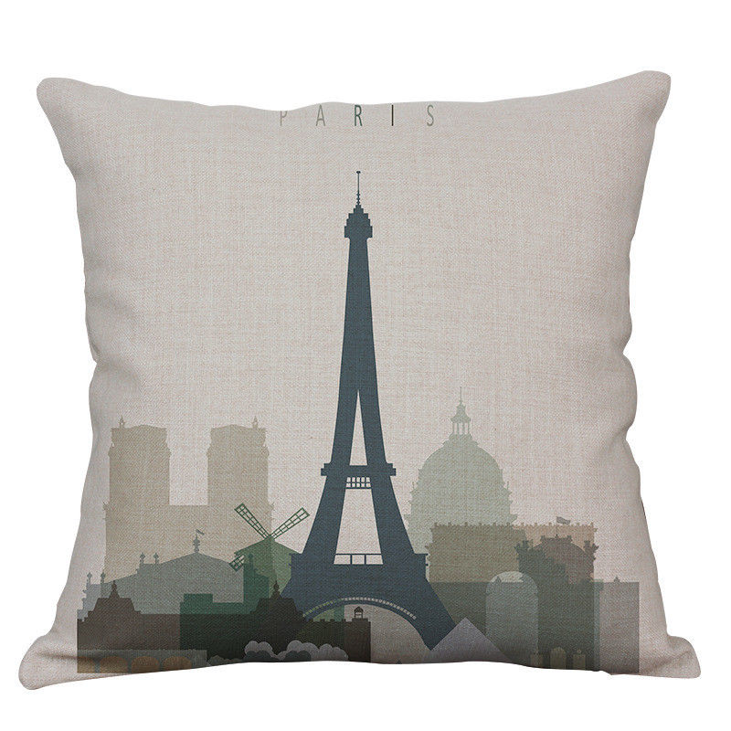 Paris Pillow