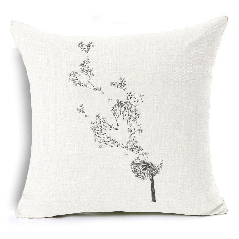 Dandelion Breeze Pillow